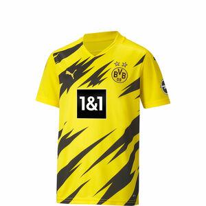 Borussia Dortmund Trikot Home 2020/2021 Kinder, gelb / schwarz, zoom bei OUTFITTER Online