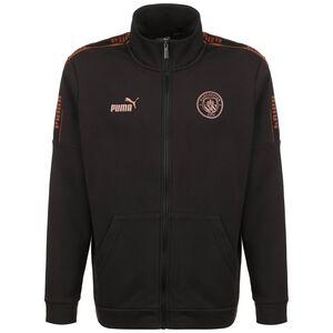 Manchester City ftblCulture Trainingsjacke Herren, schwarz / bronze, zoom bei OUTFITTER Online