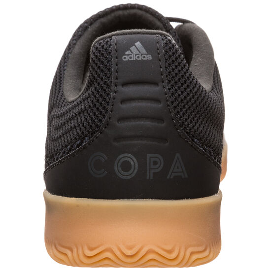 Copa 19.3 Sala Indoor Fußballschuh Herren, schwarz / grau, zoom bei OUTFITTER Online