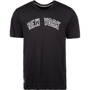 MLB New York Yankees Wordmark T-Shirt Herren, Blau, zoom bei OUTFITTER Online