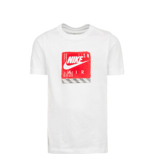 Air Shoe Box T-Shirt Kinder, weiß / rot, zoom bei OUTFITTER Online