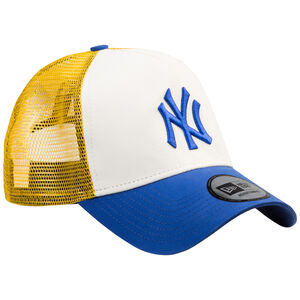 Adjustable MLB Light Weight Trucker New York Yankees Cap, , zoom bei OUTFITTER Online