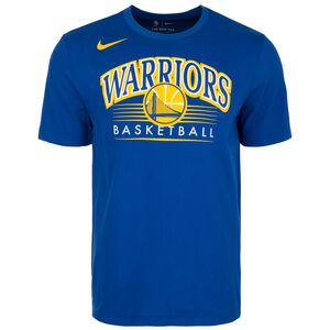 Golden State Warriors T-Shirt Herren, blau / gelb, zoom bei OUTFITTER Online