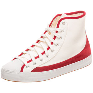 All Star Sasha High Sneaker Damen, beige / rot, zoom bei OUTFITTER Online