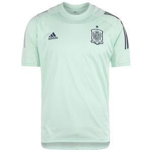 FEF Spanien Trainingsshirt EM 2020 Herren, mint, zoom bei OUTFITTER Online