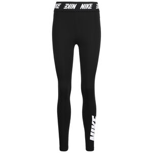 Club High-Rise Leggings Damen, schwarz / weiß, zoom bei OUTFITTER Online