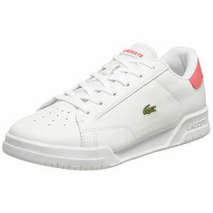 Twin Serve Sneaker Damen, weiß / pink, zoom bei OUTFITTER Online