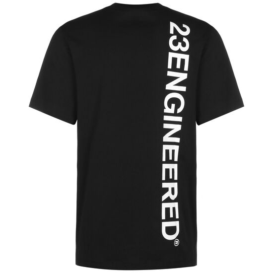 Jordan 23 Engineered T-Shirt Herren, schwarz / weiß, zoom bei OUTFITTER Online