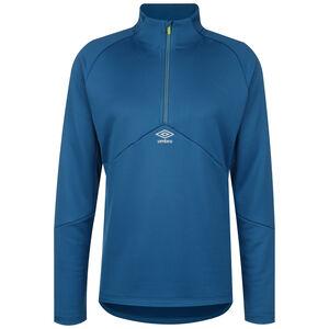 Half Zip Midlayer Trainingssweat Herren, blau, zoom bei OUTFITTER Online