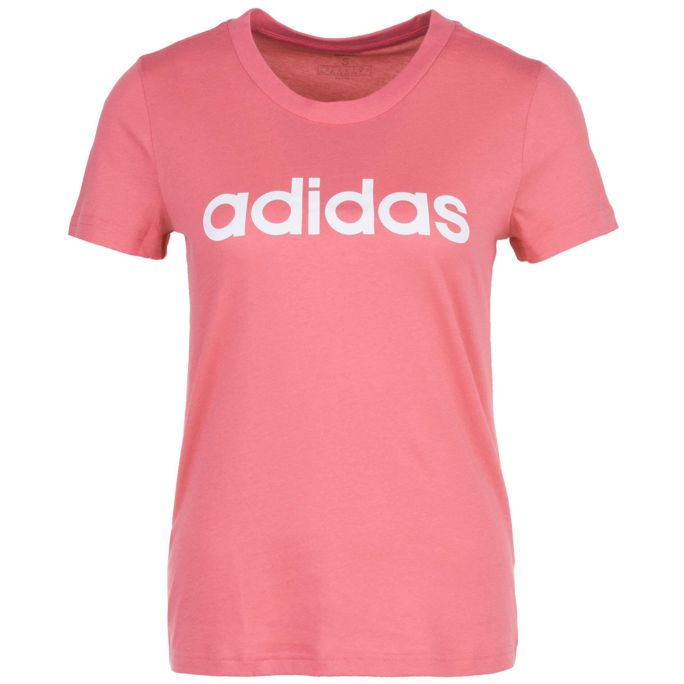 adidas Essentials Lineal Slim T Shirt Damen bei OUTFITTER