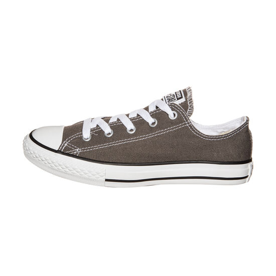 Chuck Taylor All Star OX Sneaker Kinder, Grau, zoom bei OUTFITTER Online