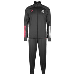 Real Madrid Trainingsanzug Herren, anthrazit, zoom bei OUTFITTER Online