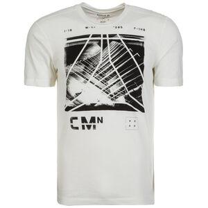 SpeedWick Graphic Trainingsshirt Herren, Weiß, zoom bei OUTFITTER Online