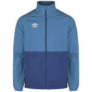 Shower Trainingsjacke Herren, blau / dunkelblau, zoom bei OUTFITTER Online
