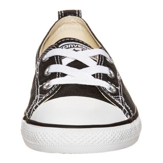 Chuck Taylor All Star Ballet Lace Sneaker Damen, Schwarz, zoom bei OUTFITTER Online