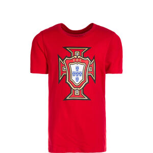 Portugal T-Shirt WM 2018 Kinder, Rot, zoom bei OUTFITTER Online