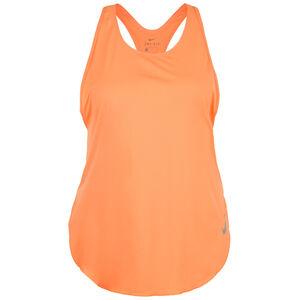 City Sleek Lauftank Damen, orange, zoom bei OUTFITTER Online