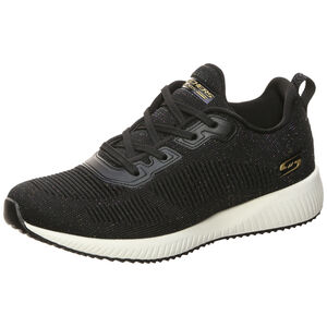 Bobs Squad Total Glam Trainingsschuh Damen, schwarz / gold, zoom bei OUTFITTER Online