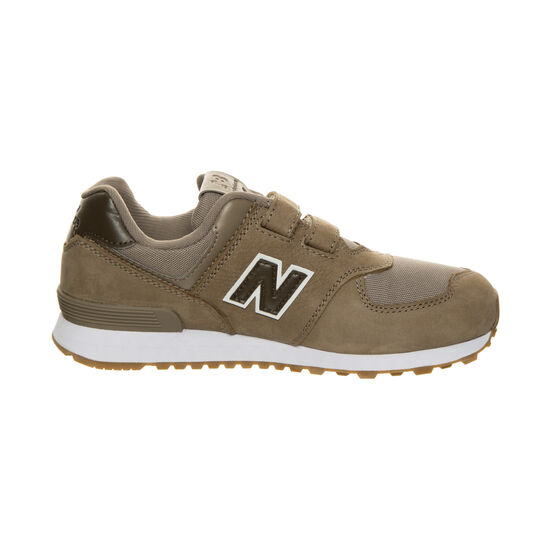 YV574-M Sneaker Kinder, braun, zoom bei OUTFITTER Online