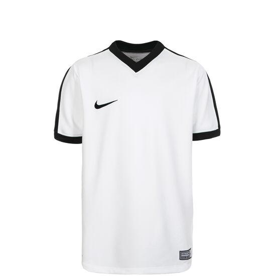 Striker IV Fußballtrikot Kinder, weiß / schwarz, zoom bei OUTFITTER Online