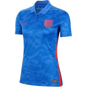 England Trikot Away Stadium EM 2021 Damen, blau / rot, zoom bei OUTFITTER Online