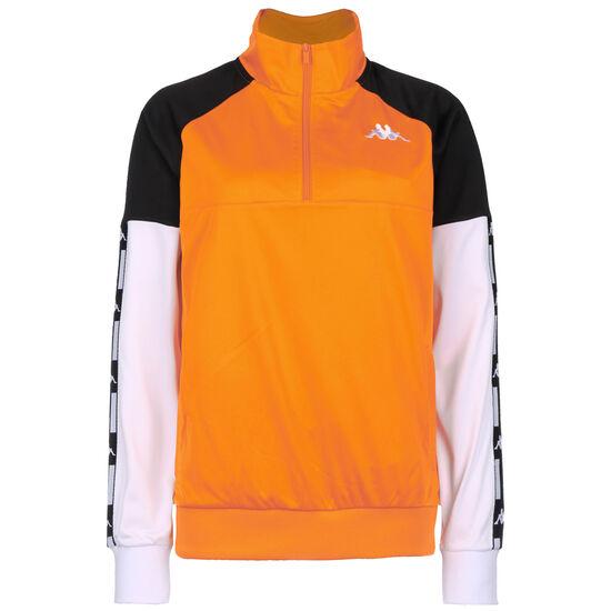Authentic La Baswer Sweatshirt Herren, orange / schwarz, zoom bei OUTFITTER Online