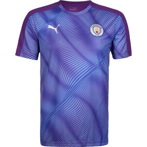Manchester City Stadium League Trainingsshirt Herren, lila, zoom bei OUTFITTER Online