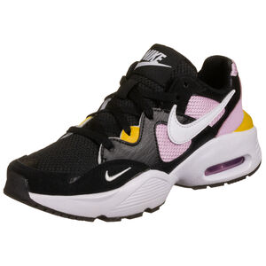 Air Max Fusion Sneaker Kinder, schwarz / rosa, zoom bei OUTFITTER Online