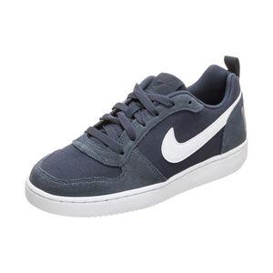 Court Borough Low Sneaker Kinder, blau / weiß, zoom bei OUTFITTER Online
