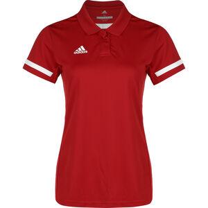 Team 19 Poloshirt Damen, rot / weiß, zoom bei OUTFITTER Online