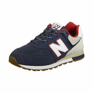 GC574-M Sneaker Kinder, dunkelblau, zoom bei OUTFITTER Online