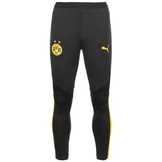Borussia Dortmund Pro Trainingshose Herren, schwarz / gelb, zoom bei OUTFITTER Online