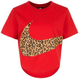 Sportswear T-Shirt Damen, rot, zoom bei OUTFITTER Online
