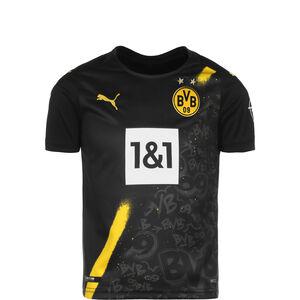 Borussia Dortmund Trikot Away 2020/2021 Kinder, schwarz / gelb, zoom bei OUTFITTER Online