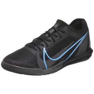 Mercurial Vapor 14 Pro Indoor Fußballschuh Herren, schwarz / blau, zoom bei OUTFITTER Online