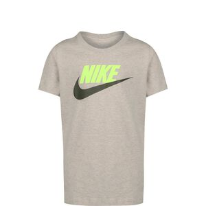 Sportswear T-Shirt Kinder, grau / hellgrau, zoom bei OUTFITTER Online