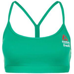 Crossfit Sport-BH Damen, grün, zoom bei OUTFITTER Online