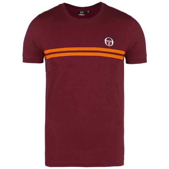 Supermac 3 Archivio T-Shirt Herren, bordeaux / orange, zoom bei OUTFITTER Online