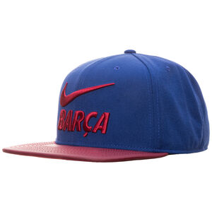 FC Barcelona Pro Pride Snapback Cap, blau / rot, zoom bei OUTFITTER Online