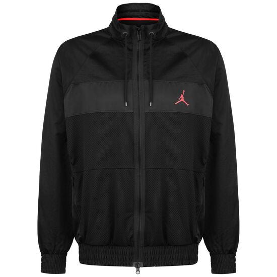Jordan Wings Suit Jacke Herren, schwarz / rot, zoom bei OUTFITTER Online