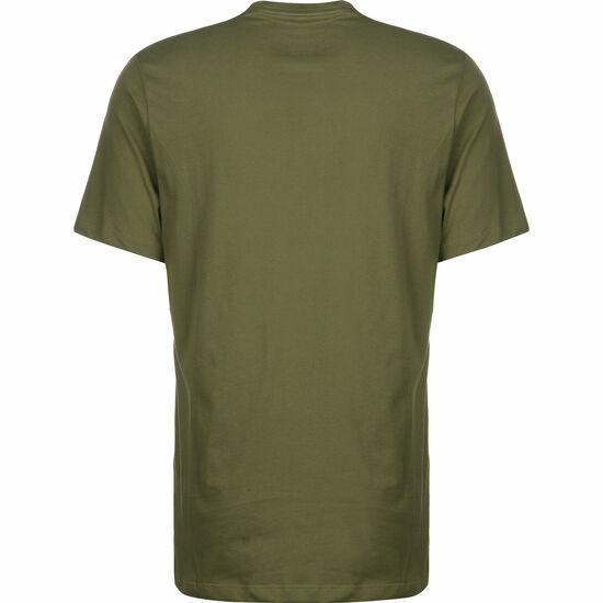 Dri-FIT Skateboard T-Shirt Herren, oliv / dunkelgelb, zoom bei OUTFITTER Online