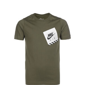 Utility T-Shirt Kinder, oliv, zoom bei OUTFITTER Online