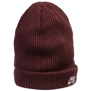 Fisherman Beanie, bordeaux, zoom bei OUTFITTER Online