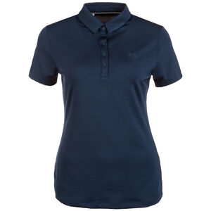 Zinger Poloshirt Damen, dunkelblau, zoom bei OUTFITTER Online