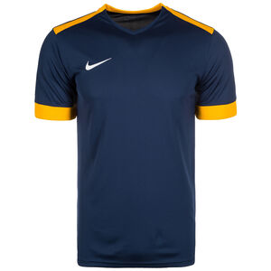 Dry Park Derby II Fußballtrikot Herren, dunkelblau / orange, zoom bei OUTFITTER Online