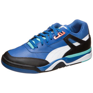 Palace Guard Sneaker, schwarz / blau, zoom bei OUTFITTER Online