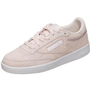 CLUB C 85 Trim Nubuck Sneaker Damen, Beige, zoom bei OUTFITTER Online