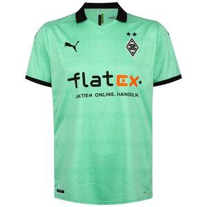 Borussia Mönchengladbach Trikot 3rd 2020/2021 Herren, grün / schwarz, zoom bei OUTFITTER Online