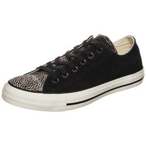 Chuck Taylor All Star OX Sneaker Damen, Schwarz, zoom bei OUTFITTER Online