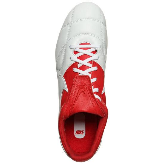 Premier II FG Fußballschuh Herren, rot / weiß, zoom bei OUTFITTER Online